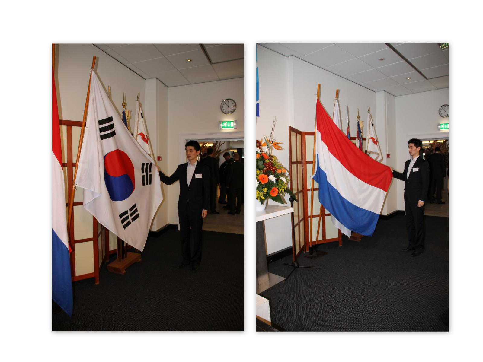 Korean War Veterans herdenking 12 2012