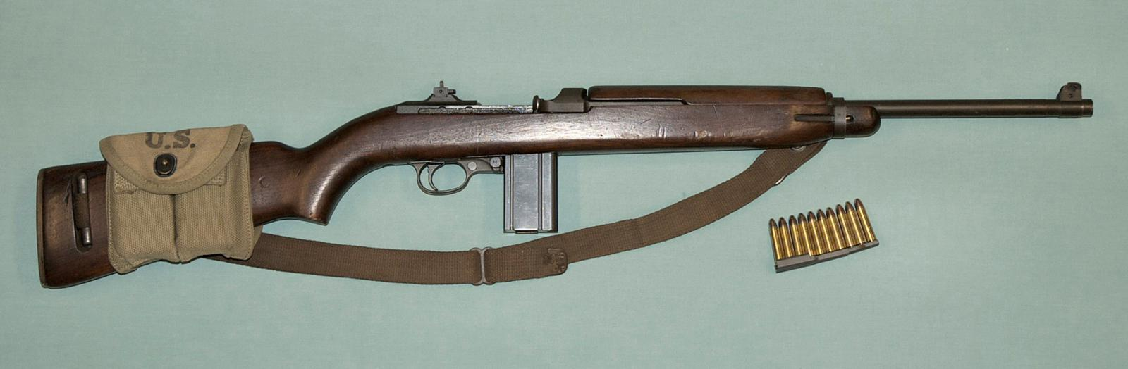 us jungle carbine