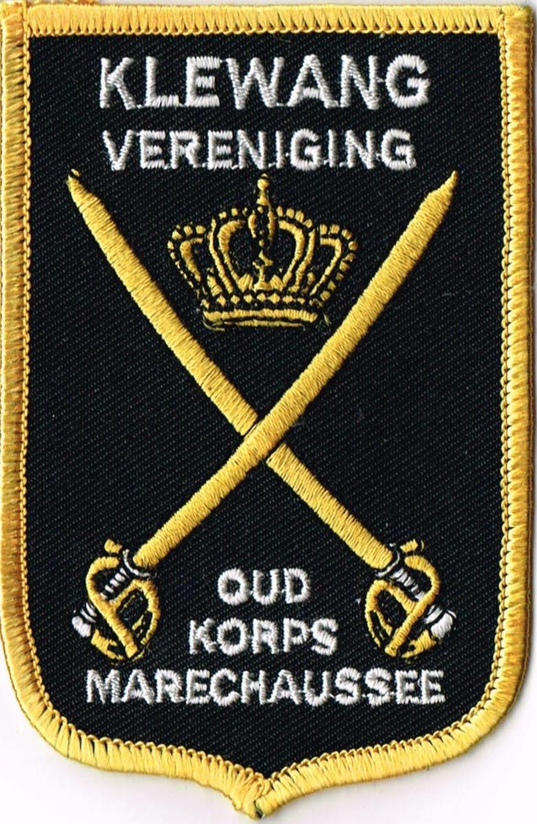 klewang badge